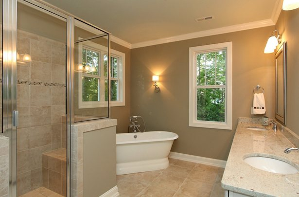 Lot 443 Homes By Dickerson Franklin Master Bath