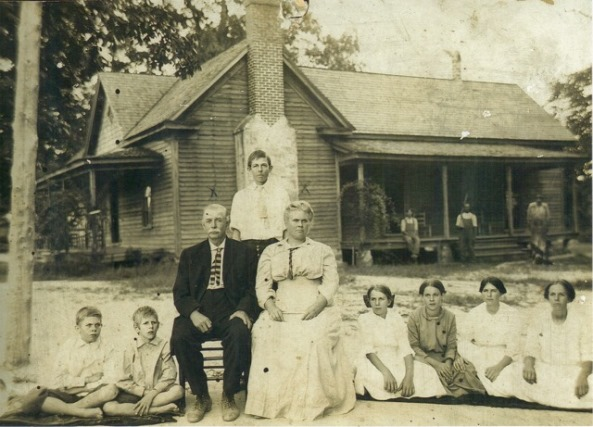 George Herndon Family