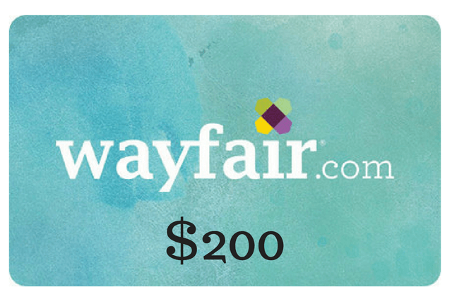 january open house win a wayfair gift card