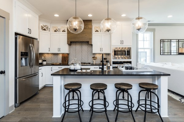 5 Eye-Catching Kitchen Trends for 2020