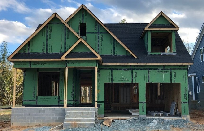 The Emerson by Homes By Dickerson at Briar Chapel.